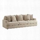 Lexington Laurel Canyon Halandale Sofa in Ivory