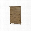 Universal Furniture Moderne Muse Drawer Chest in Bisque