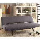 Coaster Convertible Sofa in Gray