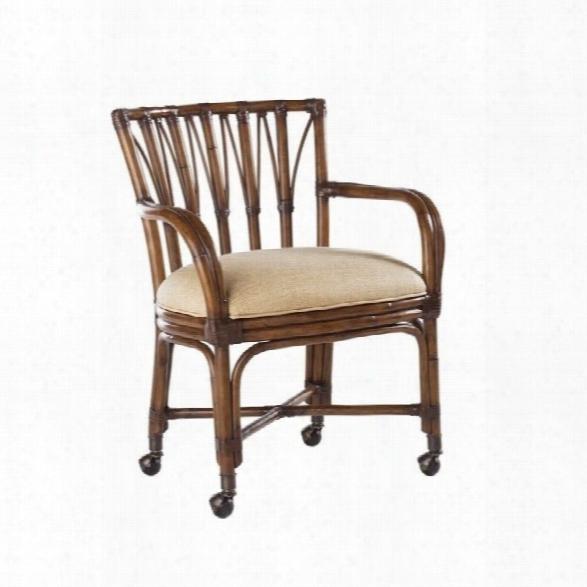 Tommy Bahama Home Island Estate Samba Arm Chair In Plantation