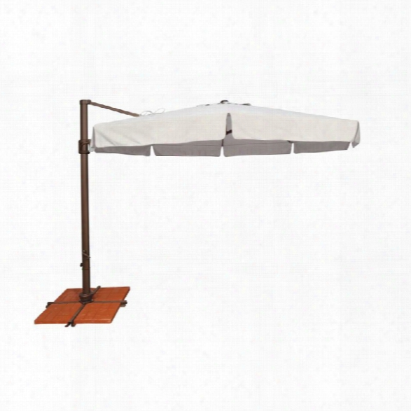 Simplyshade Bali Patio Umbrella In Natural