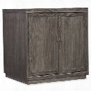 Hooker Furniture House Blend 2 Door Storage Cabinet in Gray
