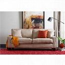 Serta at Home Palisades 77 Deep Seating Sofa in Sand