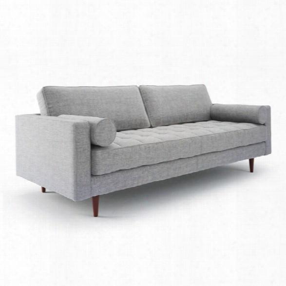 Aeon Furniture Bloomfield Sofa In Gray