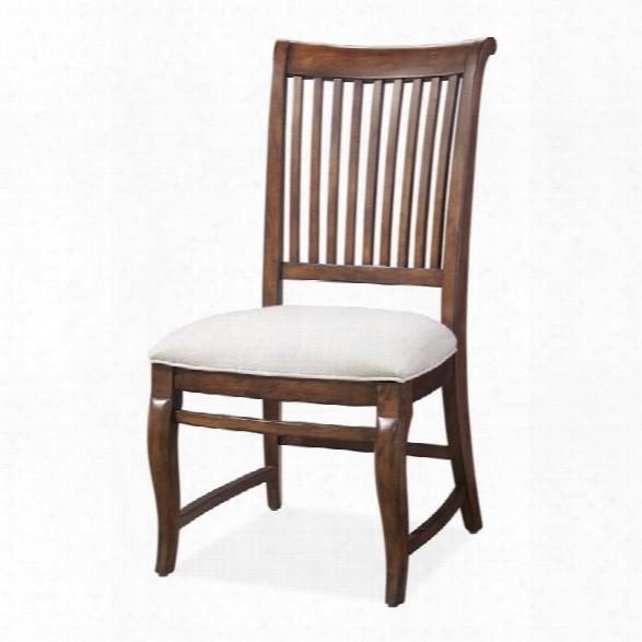 Paula Deen Home Dogwood Dining Side Chair In Low Tide