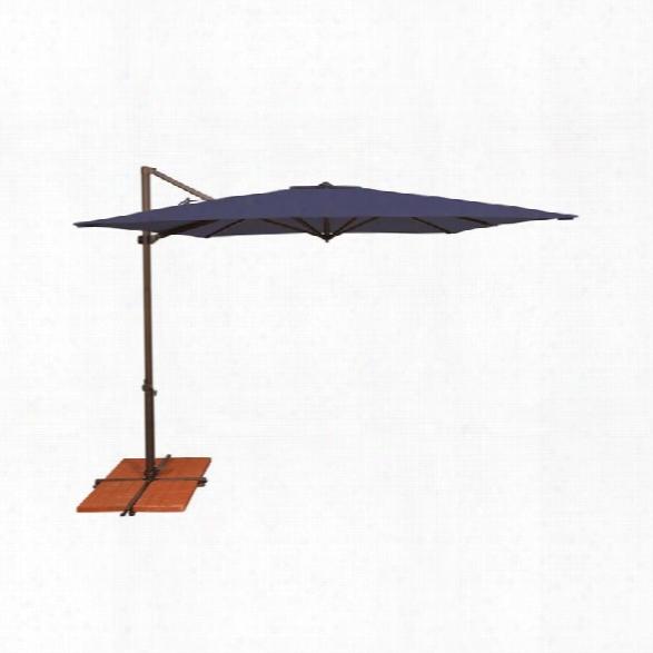 Simplyshade Skye Patio Umbrella In Navy