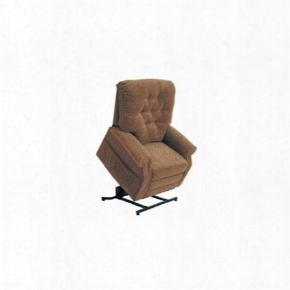 Catnapper Patriot Power Lift Full Lay-out Recliner Chair In Autumn