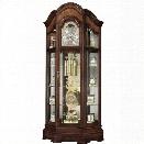 Howard Miller Majestic II Curio Grandfather Clock