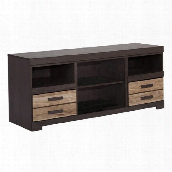 Ashley Harlinton 63 Tv Stand In Warm Gray