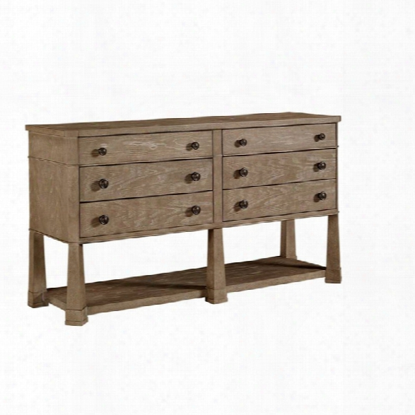 Stanley Furniture Wethersfield Estate Media Console In Brimfiel Doak