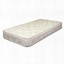 Furniture of America Audrey 8 Twin Quilted Euro Top Coil Mattress