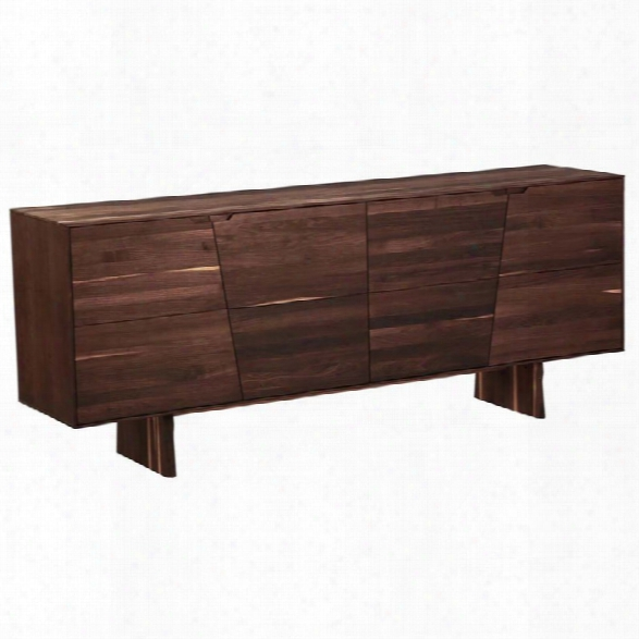 Maklaine Sideboard In Brown