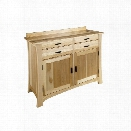 A-America Cattail Bungalow Sideboard in Natural