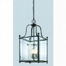 Z-Lite Fairview 3 Light Pendant in Bronze