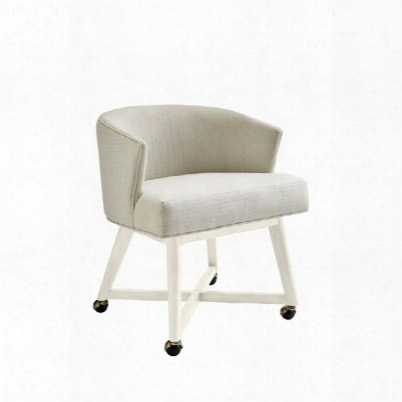 Coastal Living Oasis-carlyle Club Chair In Saltbox White