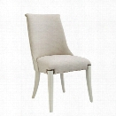 Coastal Living Oasis-Wilshire Host Chair in Saltbox White