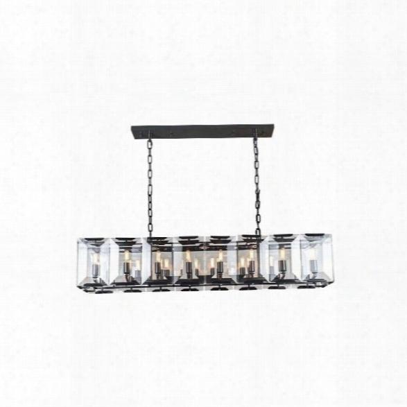 Elegant Lighting Monaco 13 16 Light Glass Crystal Pendant Lamp