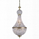Elegant Lighting Stella 21 8 Light Royal Crystal Pendant Lamp