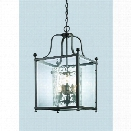Z-Lite Fairview 6 Light Pendant in Bronze