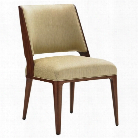 Lexington Take Five Hayden Upholstered Dining Side Chair In Seville
