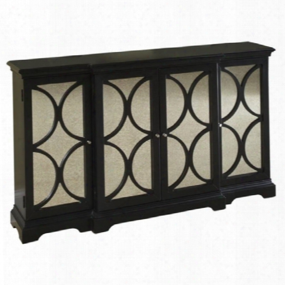 Pulaski Accent Chest In Black
