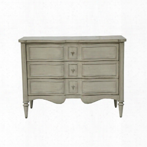 Pulaski Accentrics Home Accent Chest In Gray