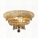 Elegant Lighting Primo 8 2 Light Elements Crystal Wall Sconce