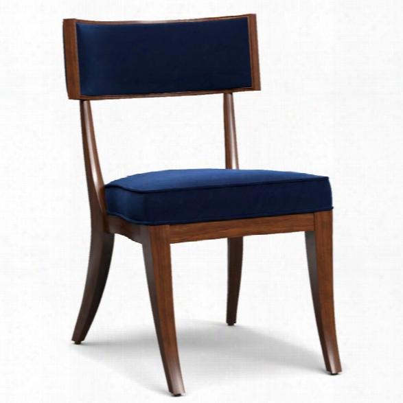 Hooker Furniture Cynthia Rowley Perch Klismos Dining Side Chair