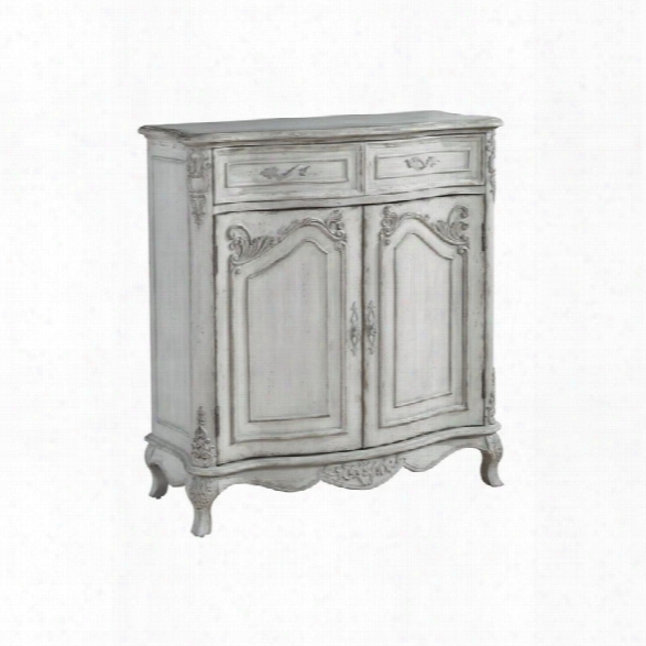 Pulaski Rebecca Accent Chest In White
