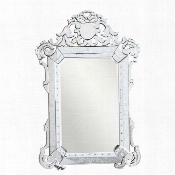 Elegant Lighting Venetian 39 Decorative Mirror