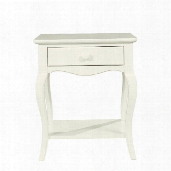 Stone & Leihg Teaberry Lane Nightstand In Stardust