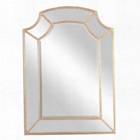 Uttermost Francoli Gold Arch Mirror