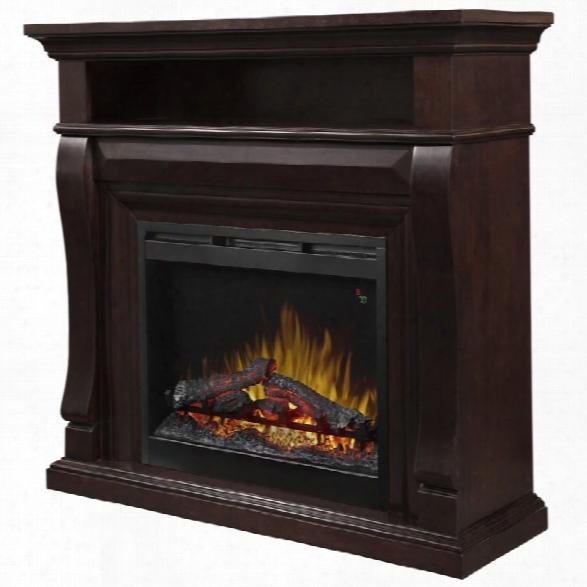 Dimplex Noah 47 Fireplace Mantel Tv Stand In Espresso