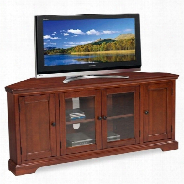 Leick Furniture Westwood 56 Tv Stand In Cherry