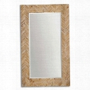 Uttermost Demetria Oversized Wooden Mirror