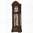 Howard Miller Winterhalder II Floor Clock In Windsor Cherry Finish