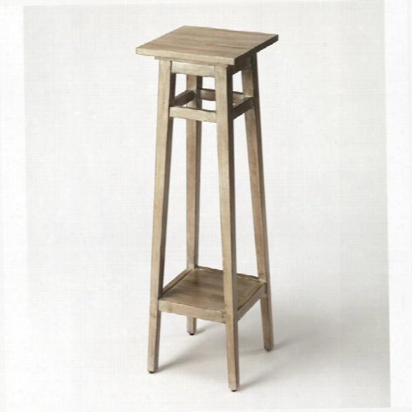 Butler Specialty Butler Loft Bungalow Tiered Plant Stand In Driftwood