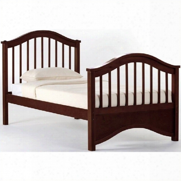 Ne Kids School House Jordan Bed In Cherry-twin