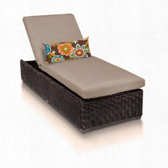 Tkc Venice Patio Chaise Lounge