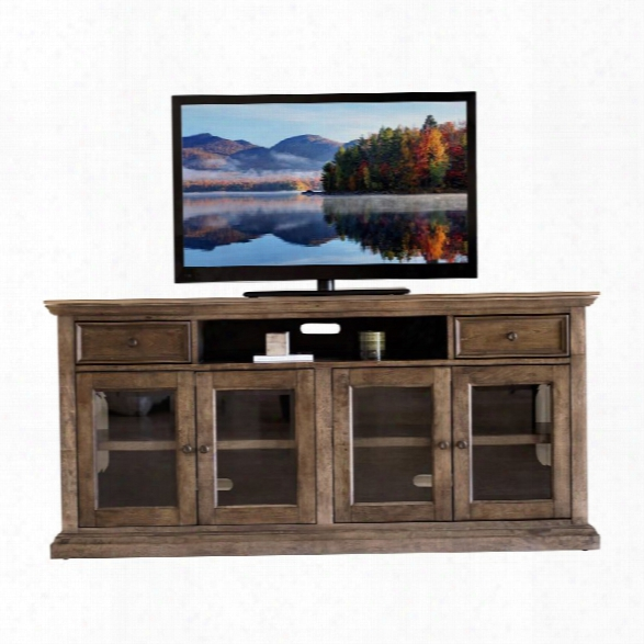 Abbyson Living Westley Tv Stand In Brown