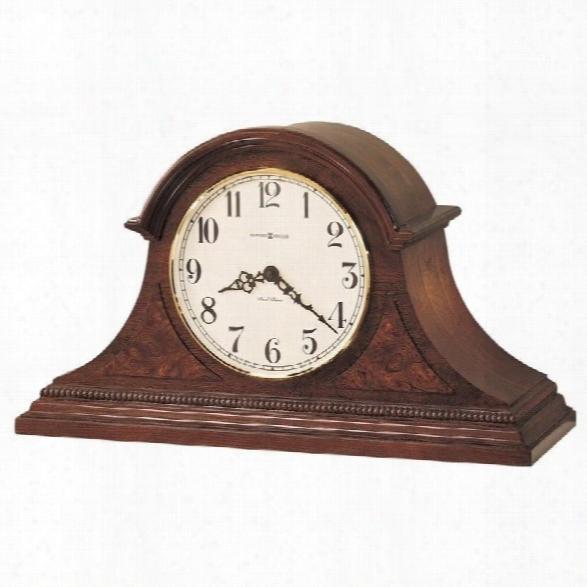 Howard Miller Fleetwood Quartz Mantel Clock