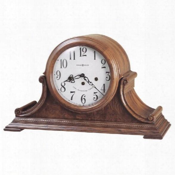 Howard Miller Hadley Key Wound Mantel Clock