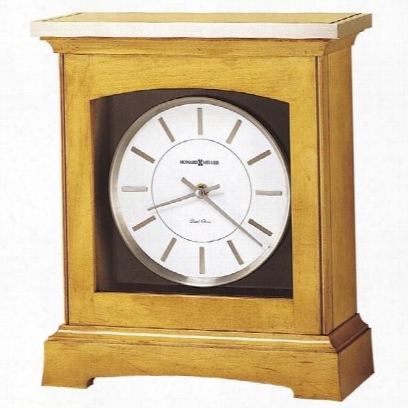Howard Miller Urban Quartz Mantel Clock