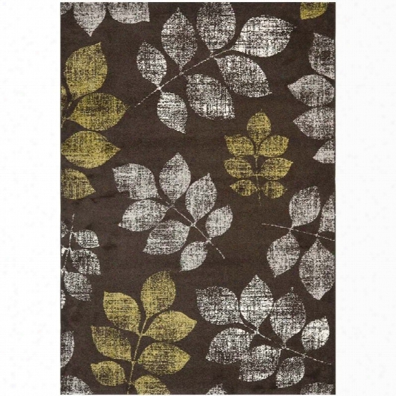 Safavieh Porcello Brown Country Rug - 8' X 11'2