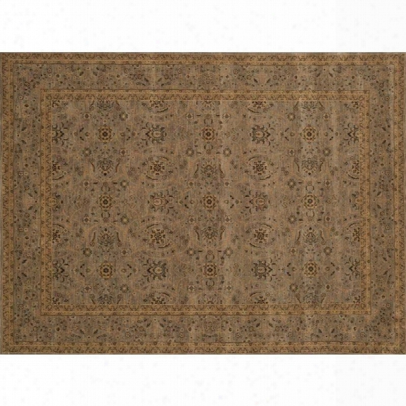 Loloi Stanley 9'8 X 12'8 Power Loomed Rug In Steel And Steel