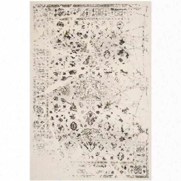 Safavieh Porcello Ivory Contemporary Rug - 8' X 11'2