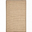 Safavieh Natural Fiber Sisal Large Rectangle Rug NF525B-8 in Natural