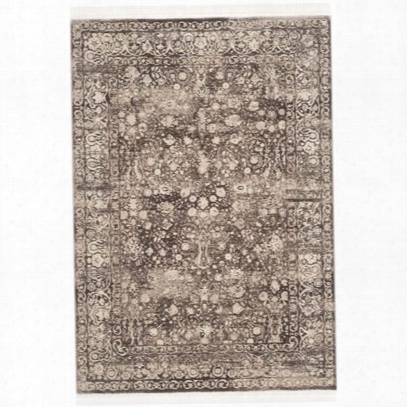 Safavieh Serenity Brown Traditional Rug - 8'6 X 12'