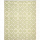 Safavieh Cambridge Light Green Transitional Rug - 11' x 15'