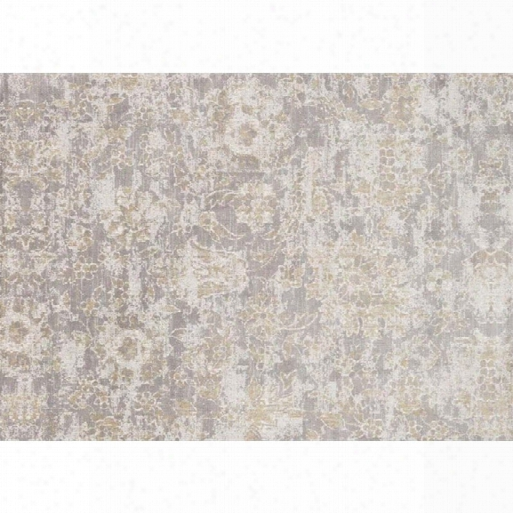 Loloi Torrance 9'3 X 13' Microfiber Rug In Slate And Sea